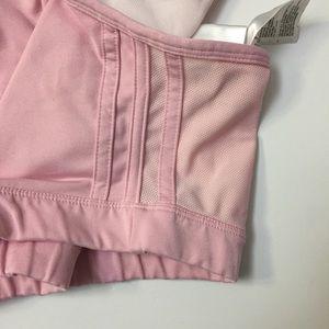 c8650a7222149 adidas Intimates   Sleepwear - Adidas soft baby pink sports bra XL